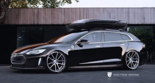 Tesla Model S Wagon tuning car 1 310x165 Rendering   Tesla Model S Wagon by Rain Prisk Designs