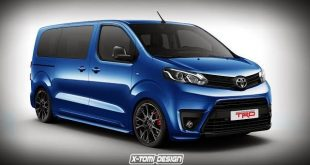 Toyota Proace TRD2 1 310x165 Rendering: X Tomi Design Toyota Proace TRD