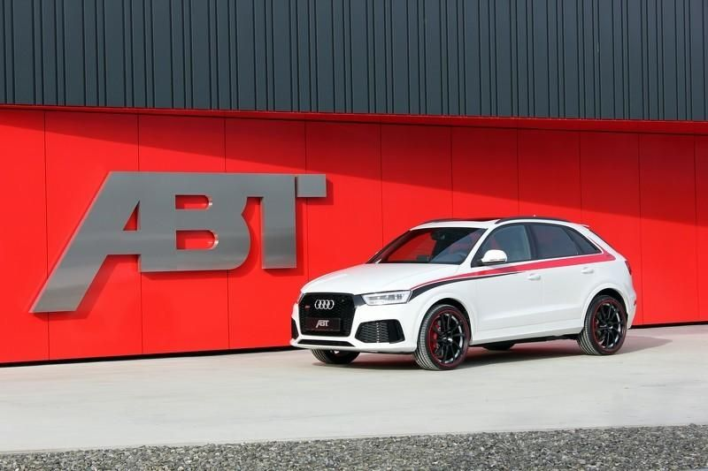 abt tunes audi rs q3 facelift with the tuning dezember 10 Audi RS Q3 mit 410PS & 530NM by ABT Sportsline GmbH