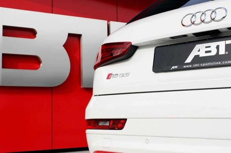 abt tunes audi rs q3 facelift with the tuning dezember 3 Audi RS Q3 mit 410PS & 530NM by ABT Sportsline GmbH