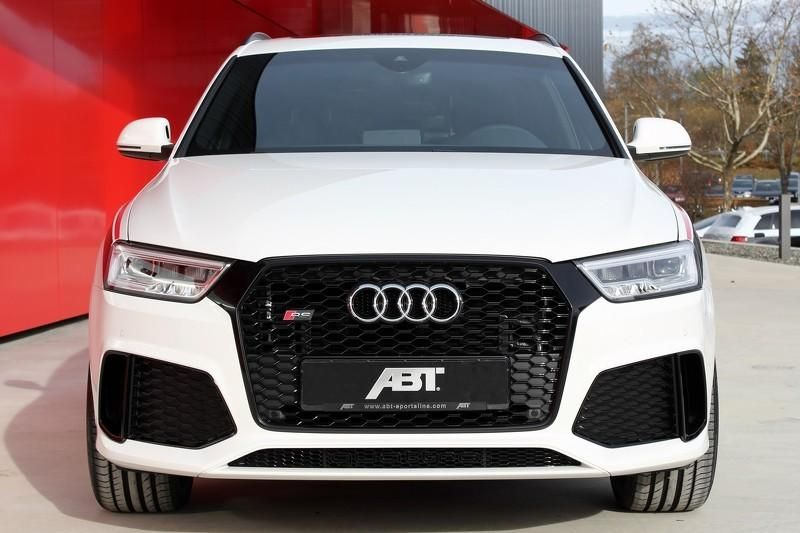 abt tunes audi rs q3 facelift with the tuning dezember 7 Audi RS Q3 mit 410PS & 530NM by ABT Sportsline GmbH