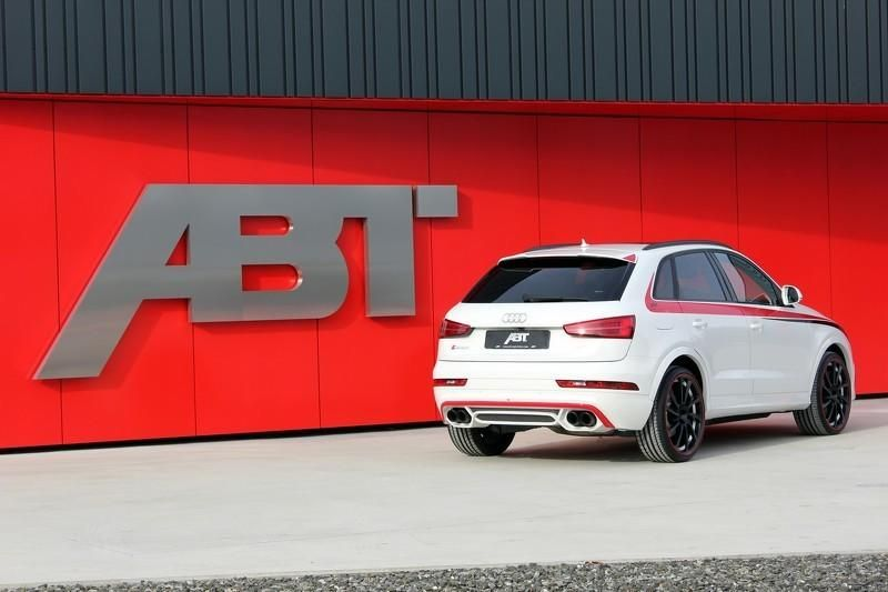 abt tunes audi rs q3 facelift with the tuning dezember 8 Audi RS Q3 mit 410PS & 530NM by ABT Sportsline GmbH