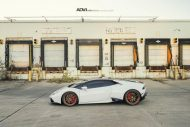 adv1 lambo white huracan tuning wheels 2 190x127 21 Zoll ADV5.2 Wheels am Lamborghini Huracan in Weiß