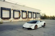 adv1 lambo white huracan tuning wheels 5 190x126 21 Zoll ADV5.2 Wheels am Lamborghini Huracan in Weiß