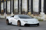 adv1 lambo white huracan tuning wheels 6 190x126 21 Zoll ADV5.2 Wheels am Lamborghini Huracan in Weiß