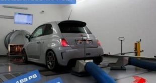 chip abarth 500 tuning car 1 310x165 169PS & 237NM im kleinen Fiat Abarth 500 by Speedbuster
