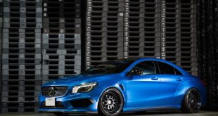 fairydesign cla bodykit liberty walk 11 310x165 Fairy Design Widebody am Mercedes CLA von VIVID Racing