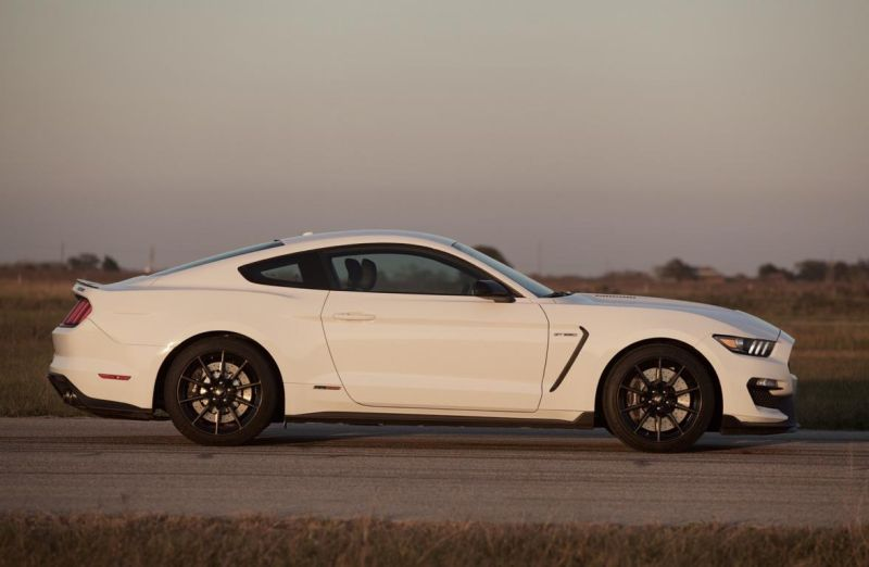 hennessey supercharges 2016 mustang shelby gt350 to a hellcat trolling 808 hp 4 Neue Stufe   Ford Mustang Shelby GT350 HPE800 by Hennessey