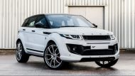 kahn white.evoque new tuning 3 190x107 Kahn Design Range Rover Evoque 2.0 TD4 SE Tech 5DR   RS Sport
