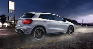mercedes benz gla class x156 exterior 02 814x443 07 2015 310x165 612 PS & schickes Bodykit   Performmaster Mercedes AMG GT