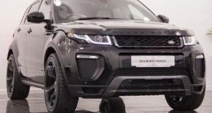overfinch rr evoque tuning car 15 660x330 1 e1451220300588 310x165 Overfinch Soft Top Land Rover Defender D90 mit V8!