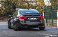 prior design pd55x bmw 5er f10 tuning widebody 1 190x123 Prior Design PD5XXF10 Bodykit am BMW M5