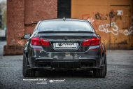 prior design pd55x bmw 5er f10 tuning widebody 2 190x127 Prior Design PD5XXF10 Bodykit am BMW M5