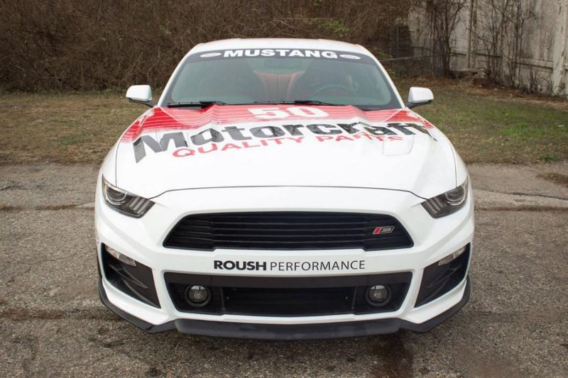 roush mustang motorcraft rs3 tuning car 10 Ford Mustang als Roush Motorcraft RS3 Mustang