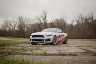 roush mustang motorcraft rs3 tuning car 3 190x127 Ford Mustang als Roush Motorcraft RS3 Mustang