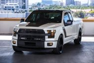 roush sema street truck tuning live 12 190x127 Roush Performance   Tuning am Ford F 150 Pickup