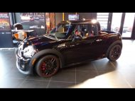 slider 4 new pics pickup 4 190x143 Vom Totalschaden zum Pickup   Mini MK2 Cabrio