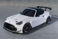 toyota s fr racing concept previews grnm 1 190x127 Kleines Toyota S FR Racing Konzept by Gazoo Racing