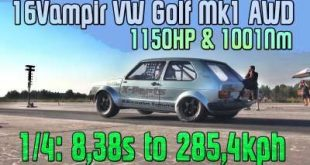 video boba motoring vw golf 1 mi 310x165 Video: Boba Motoring VW Golf 1 mit 1.151PS & 1.074NM