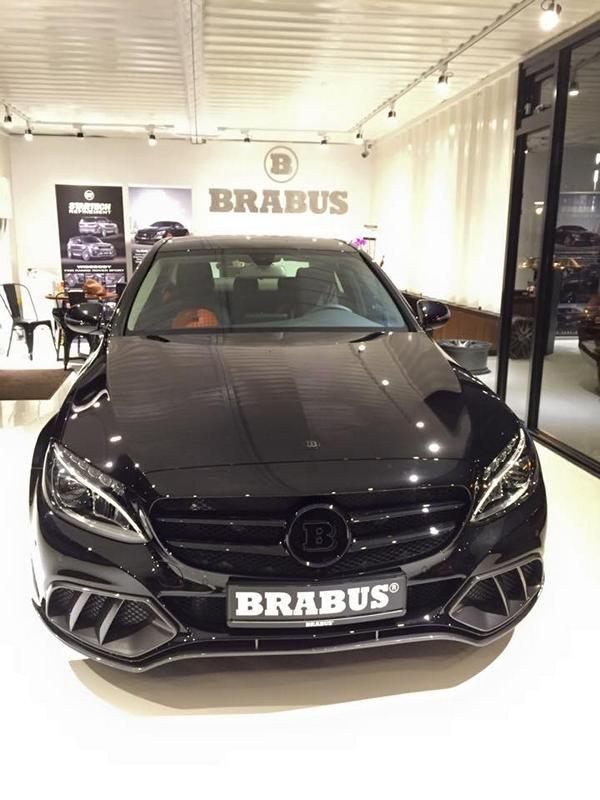 10157341 944845622277028 582533158684150365 n Brabus B25   Mercedes C250 AMG Line Komplettprogramm
