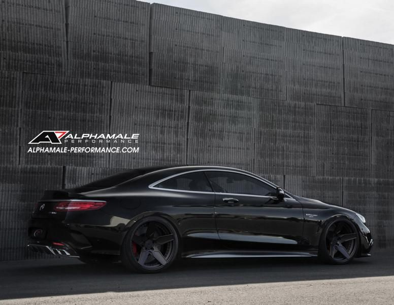 10553843 1034884026570648 7111262312408921123 o Böse   Alphamale Performance Mercedes S63 AMG Coupe