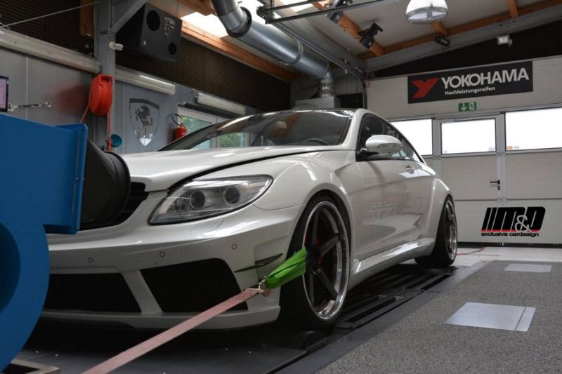 10623409 1034148899940357 7155378133815205958 o M&D   Mercedes CL500 AMG Prior Design Black Edition V2 Widebody