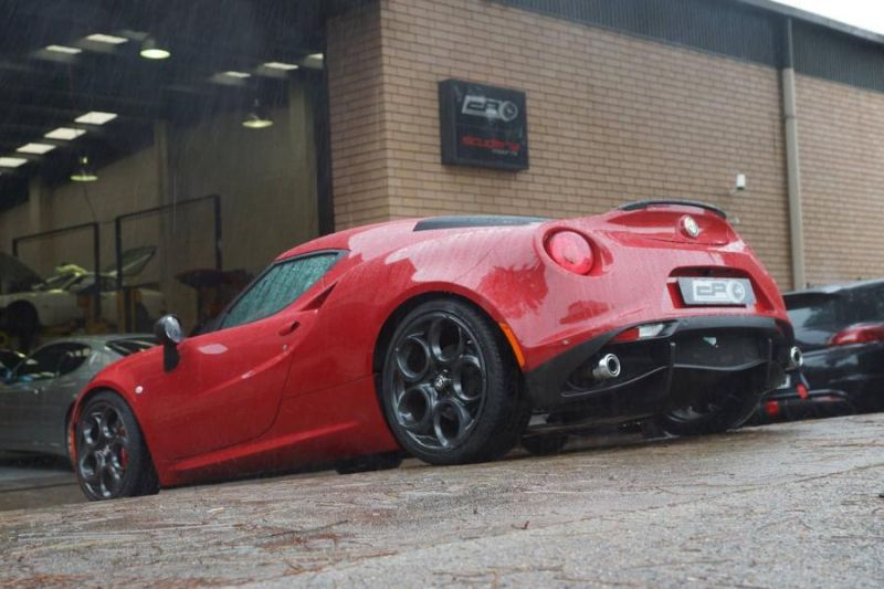 Alfa Romeo 4C  Tuning by City Performance Centre CPC  tuningblog.eu  Magazin