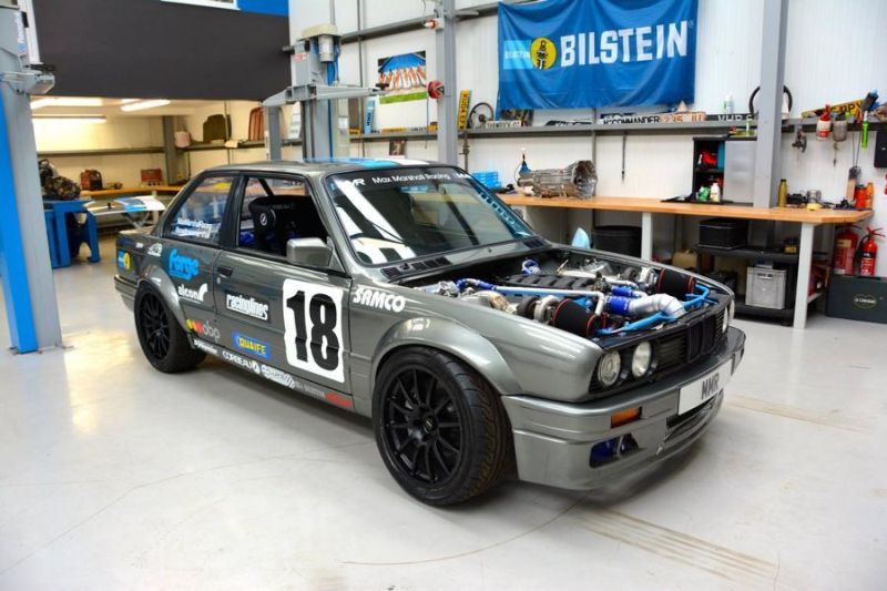 12038951 1219707618054712 6517551806038258116 o Fotostory: BMW E30 3er mit Biturbo M60 V8 Power
