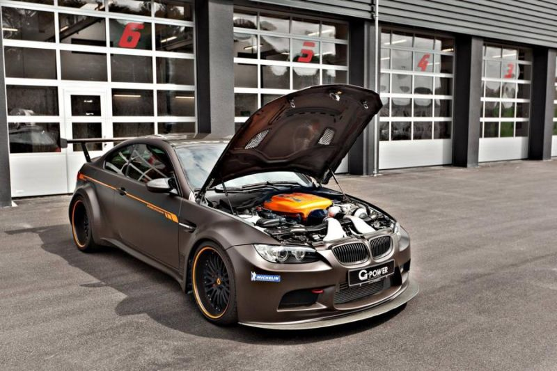 12371103 10153272528382393 6893468259967627803 o 1 740PS im irren G POWER BMW M3 GT2 S Ultimate