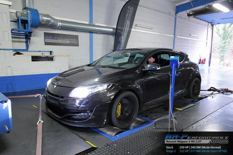 12466301 1077763348921754 2515907294598750623 o Renault Mégane 3 RS 2.0T mit 322PS & 517NM by BR Performance
