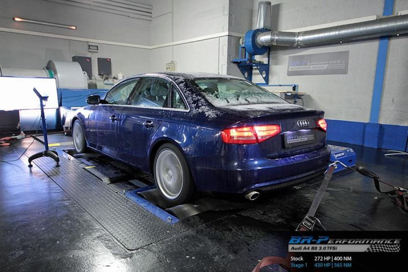 12469541 1082649631766459 6307830178845778496 o Audi A4 B8 3.0 TFSi mit 430PS by BR Performance