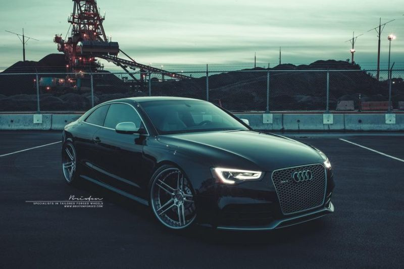 12471441 557547187728098 3114253603888804548 o Super schick   Brixton Forged M52 Wheels am Audi RS5