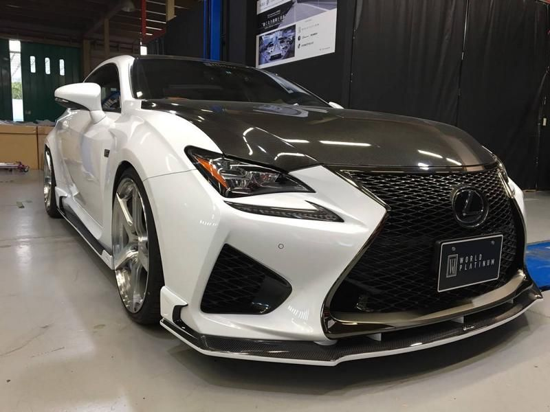 12471617 954369377964877 5509680117116977383 o Widebody Kit von Rowen International am Lexus RC F