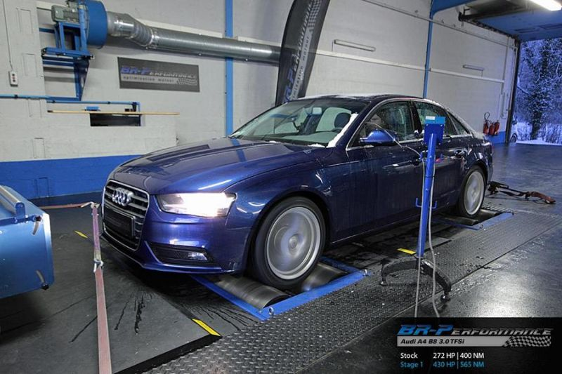 12474075 1082649638433125 2176354579296434994 o Audi A4 B8 3.0 TFSi mit 430PS by BR Performance