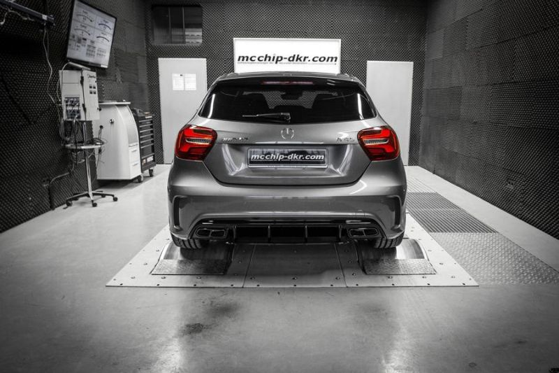 12485833 10153720894086236 3734596990805543386 o 408PS & 537Nm im Mercedes A45 AMG Facelift by Mcchip