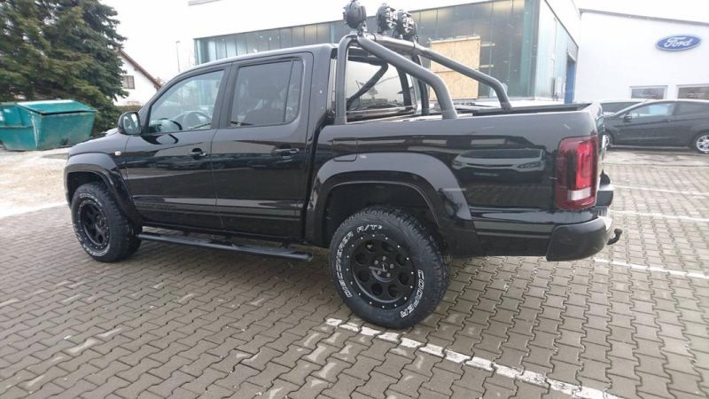fettes teil vw amarok tuning by delta4x4. Black Bedroom Furniture Sets. Home Design Ideas