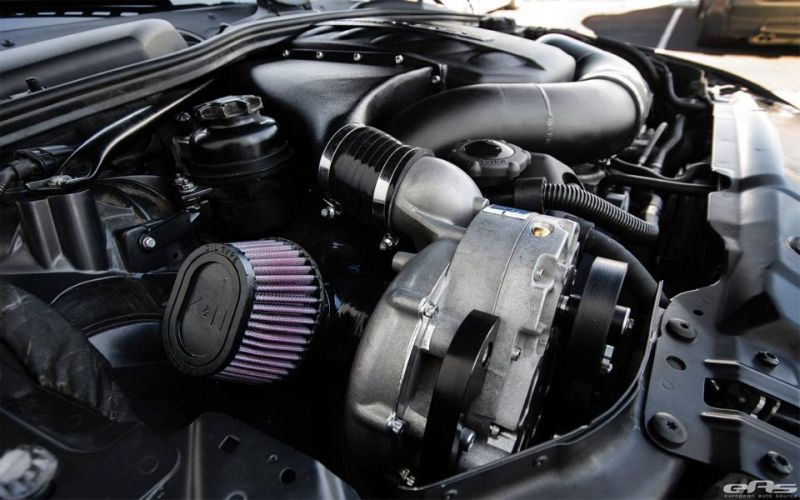 12489285 10153345755767205 6608404274430588337 o ESS VT2 650 Kompressor im BMW E60 M5 by EAS