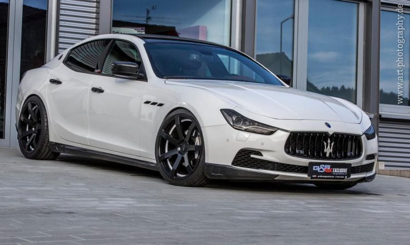 12493860 1672221646393629 1062297460641195956 o Eleganter Maserati Ghibli   Tuning by HS Motorsport