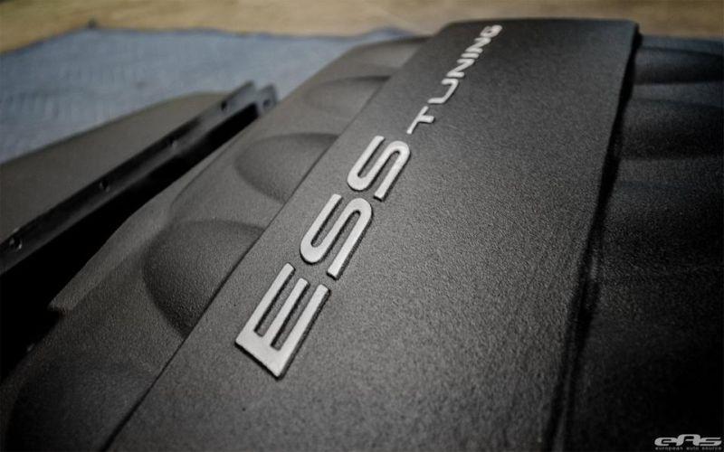 12493868 10153345755532205 921321286471492459 o ESS VT2 650 Kompressor im BMW E60 M5 by EAS