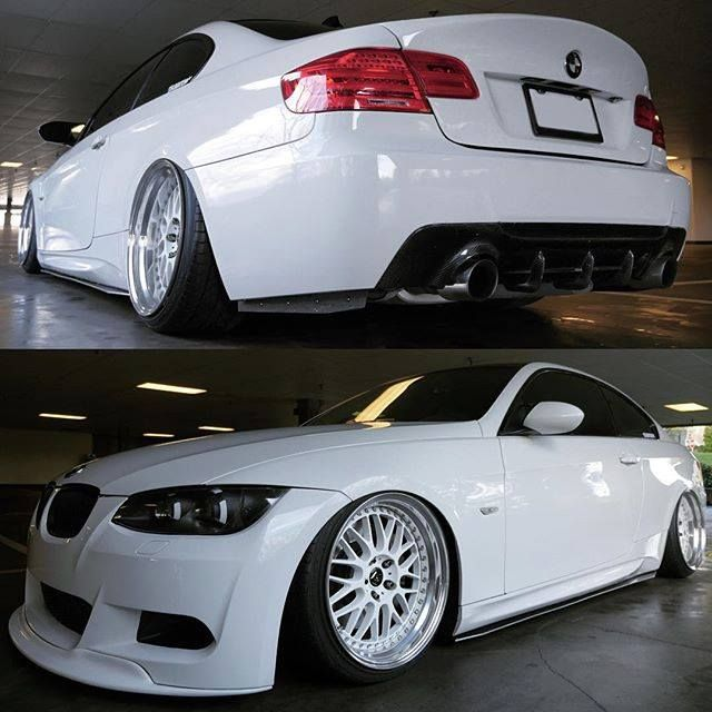 12494806 223549311311984 4799348553977802538 n VS XX Work Wheels am BMW E92 325i in Weiß