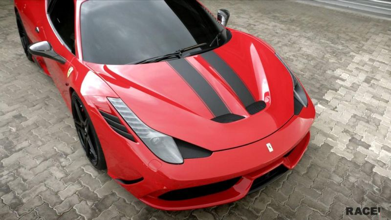 12496074 922505711118938 2805271817023965203 o Ferrari 458 Speciale mit Tuning by RACE! SOUTH AFRICA