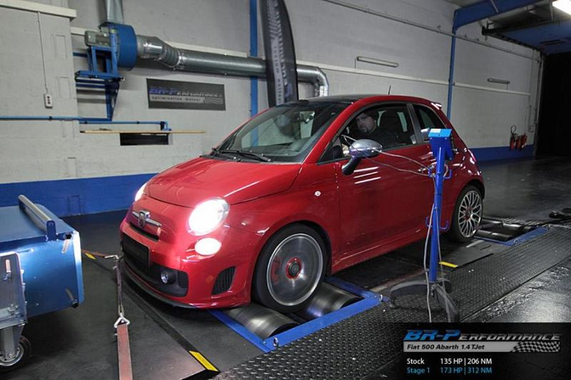 12496244 1077155778982511 251639016625712026 o Fiat 500 1.4 T Jet Abarth mit 173PS by BR Performance