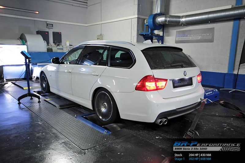 12513502 1084693611562061 189771224100910365 o 302PS & 608NM im BR Performance BMW 3er E91 325D