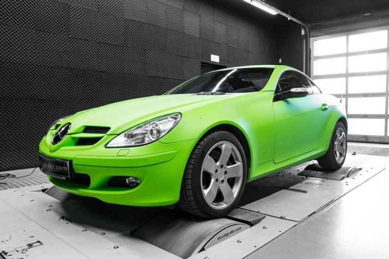 12628412 10153747383326236 1180890266902600872 o Crazy Outfit   Mercedes SLK 350 V6 mit 289PS by Mcchip DKR