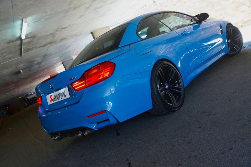 1531781 1005082852888405 5581700982956134997 o Yas Marina blauer BMW M4 F83   Tuning by City Performance Centre