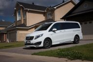 2016 Mercedes V Klasse Black Crystal Tuning Larte Design Weiß 6 190x127 Mercedes V Klasse Black Crystal by Larte Design
