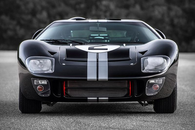 2016 Superformance 50th Anniversary Ford Shelby GT40 MkII 2 Fotostory: 2016 Superformance 50th Anniversary Ford Shelby GT40 MkII