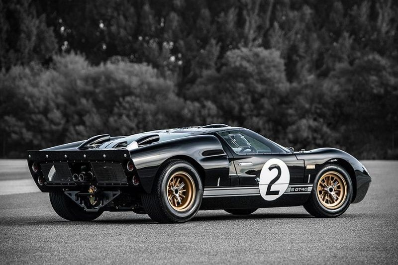 2016 Superformance 50th Anniversary Ford Shelby GT40 MkII 4 Fotostory: 2016 Superformance 50th Anniversary Ford Shelby GT40 MkII