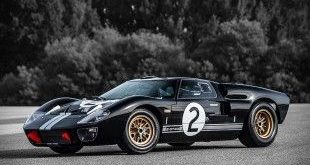 2016 Superformance 50th Anniversary Ford Shelby GT40 MkII 5 1 e1454044562392 310x165 Replika Ford GT40 EcoBoost V6 vom Tuner Superformance
