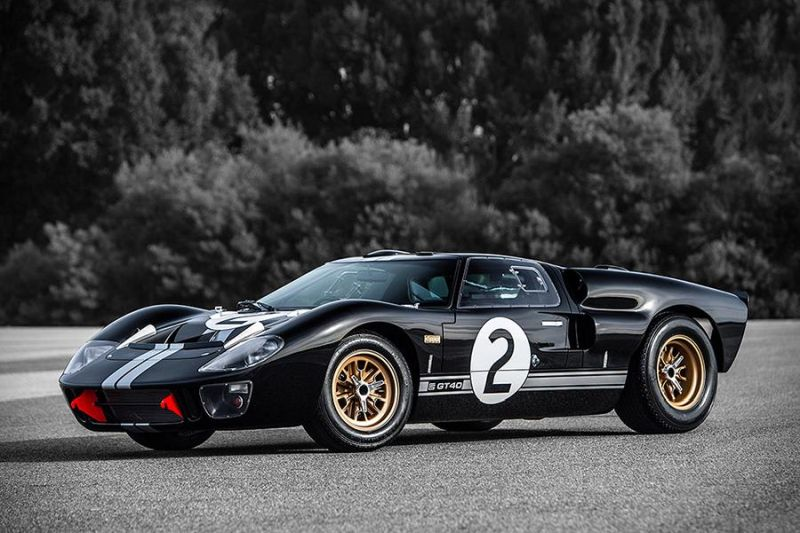 2016 Superformance 50th Anniversary Ford Shelby GT40 MkII
